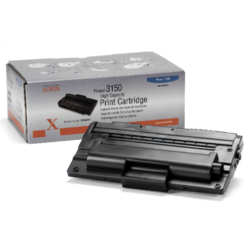 Xerox 109R00747 (109R747) HY Black OEM Toner Cartridge