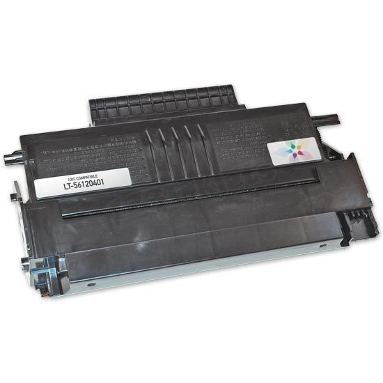 Compatible 56120401 Black Toner for Okidata