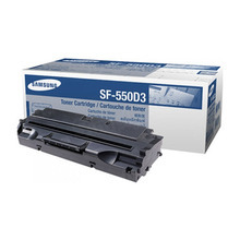 OEM Samsung SF-550D3 Black Laser Toner Cartridge 3K Page Yield