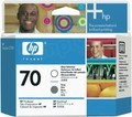 HP 70 Gloss and Gray Original Printhead C9410A