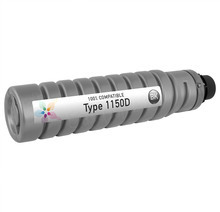 Compatible Ricoh 885257 (Type 1150D) Black Laser Toner Cartridges