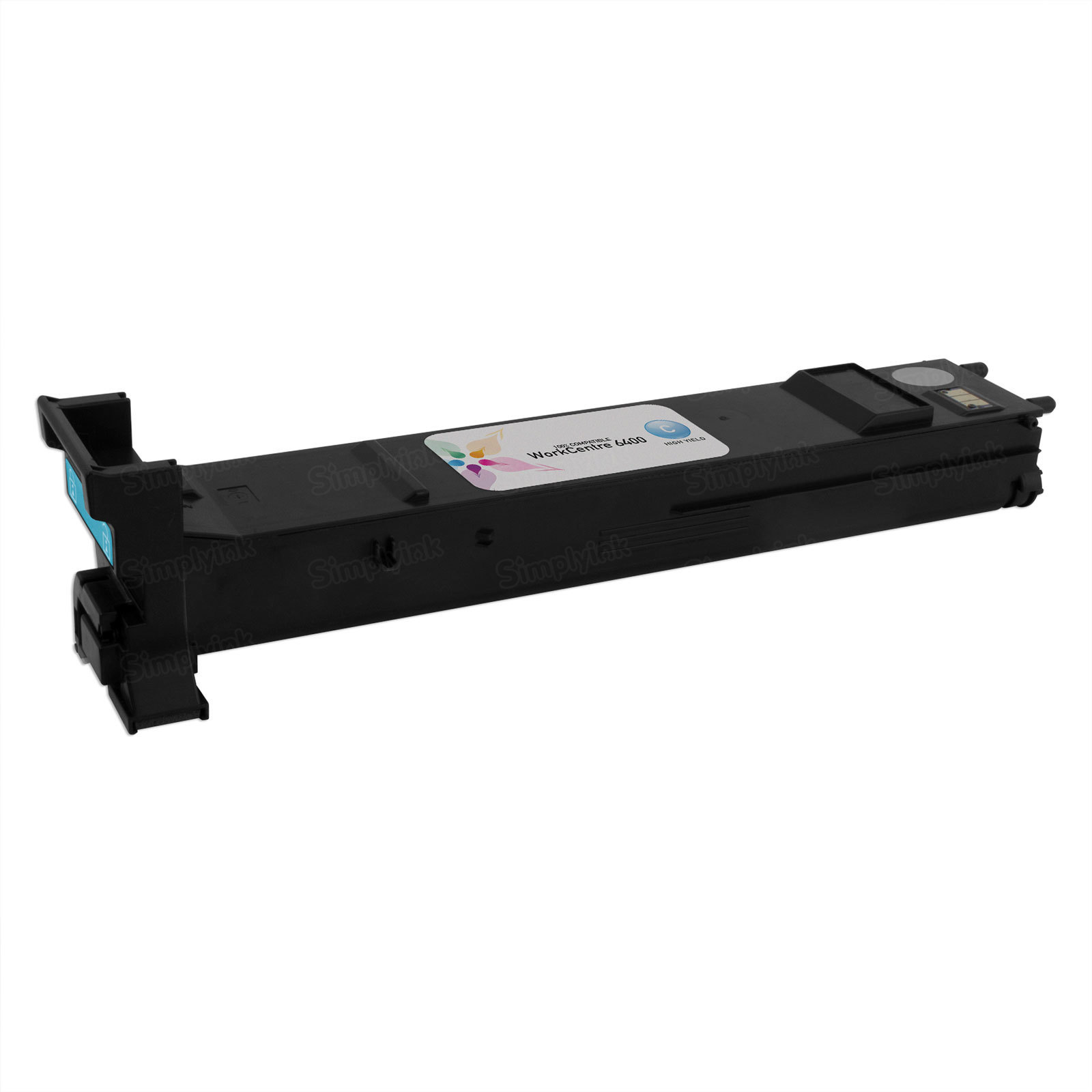 Compatible Xerox High Capacity Cyan Toner