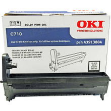 Original Cyan Drum Unit for Okidata 43913803 30K Page Yield