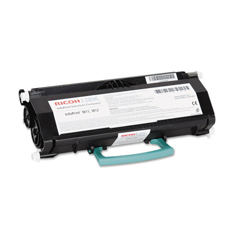 OEM IBM 39V3204 black Toner Cartridge