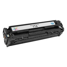 Canon 116 (1,500 Pages) Cyan Laser Toner Cartridge - Remanufactured 1979B001AA