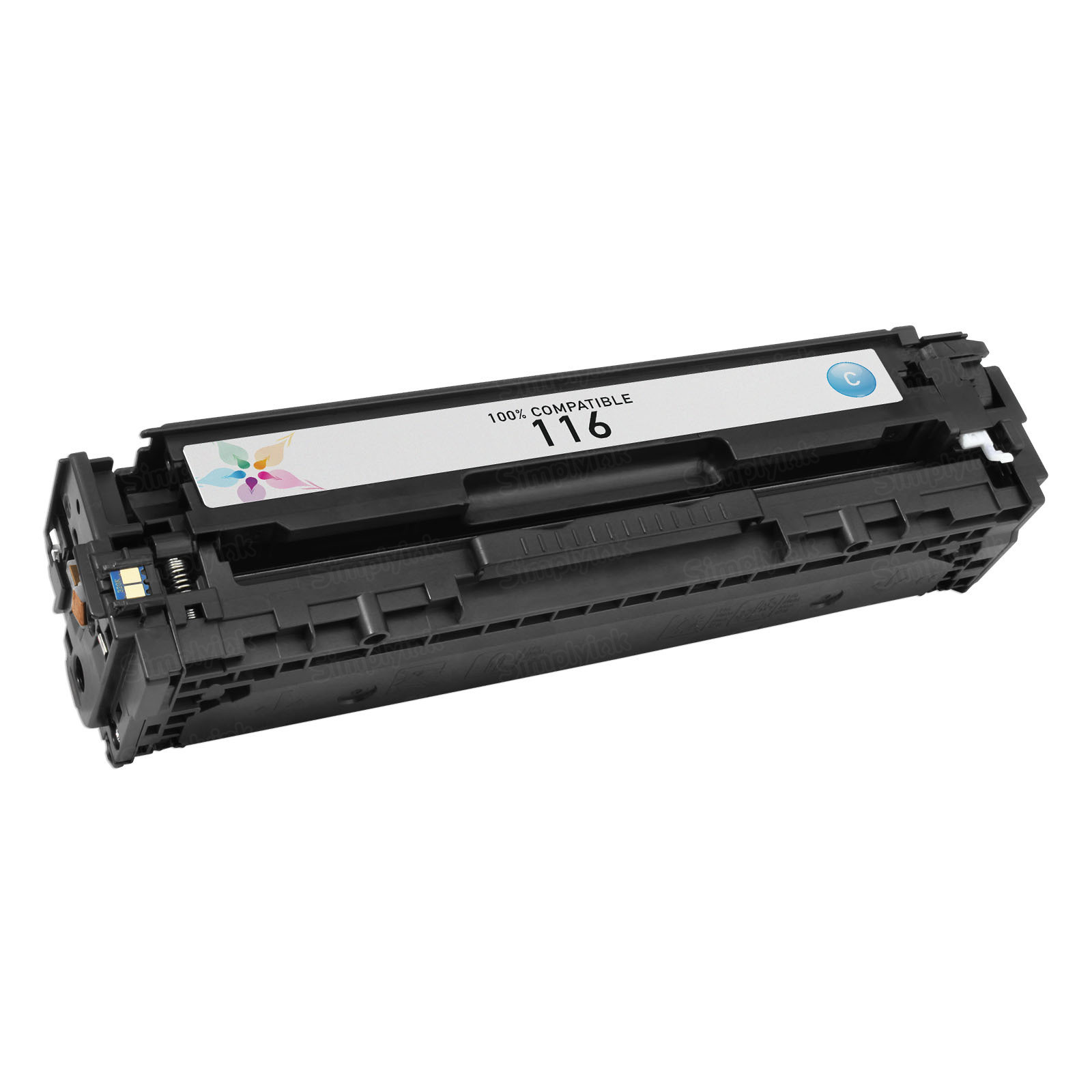 Compatible 116 Cyan Toner for Canon