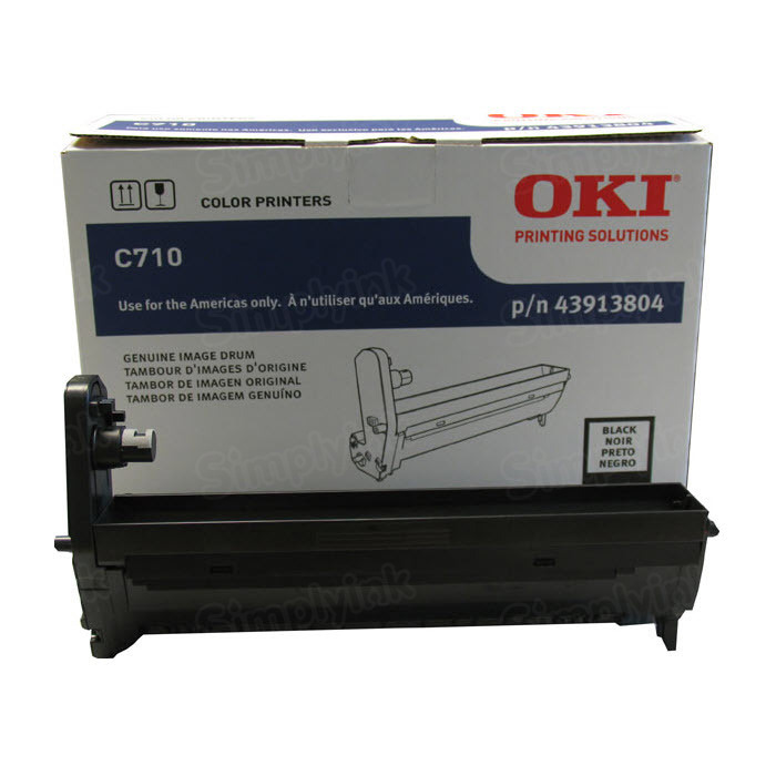 OEM Okidata 43913804 Black Drum