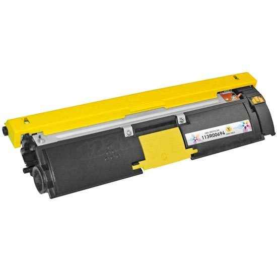 Compatible Xerox 113R694 HC Yellow Toner