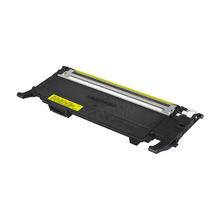 OEM Samsung CLT-Y407S Yellow Laser Toner Cartridge 1K Page Yield
