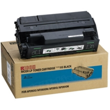 OEM Ricoh 400759 Black Laser Toner Cartridge, Type 115