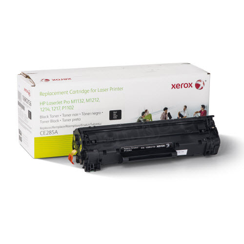 Xerox Remanufactured Black Laser Toner for Hewlett Packard CE285A
