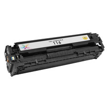 Canon 116 (1,500 Pages) Yellow Laser Toner Cartridge - Remanufactured 1977B001AA