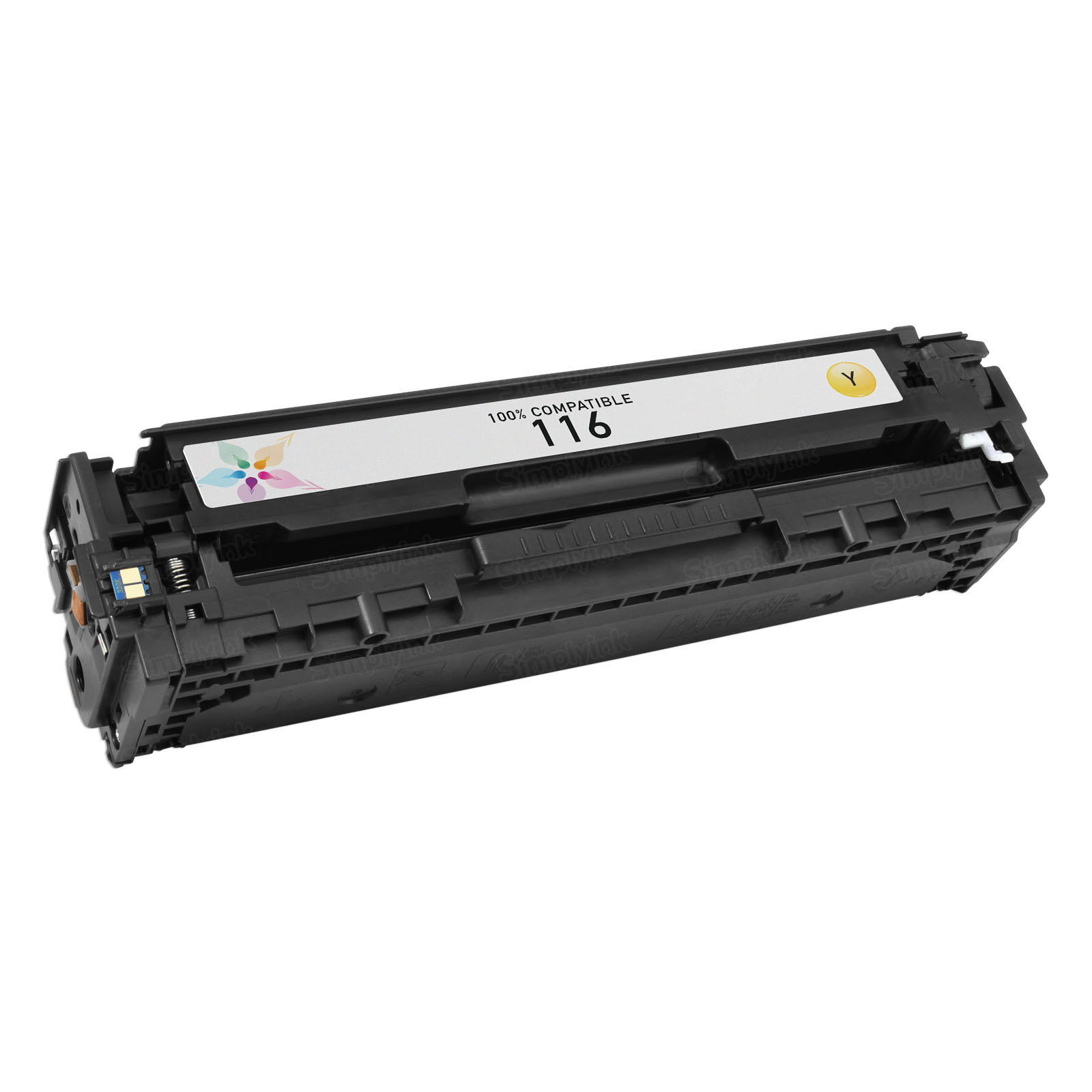 Compatible 116 Yellow Toner for Canon