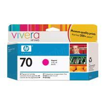 Original HP 70 Magenta Ink Cartridge in Retail Packaging (C9453A)