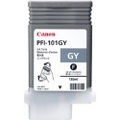 Canon PFI-101GY Gray OEM Ink Cartridge