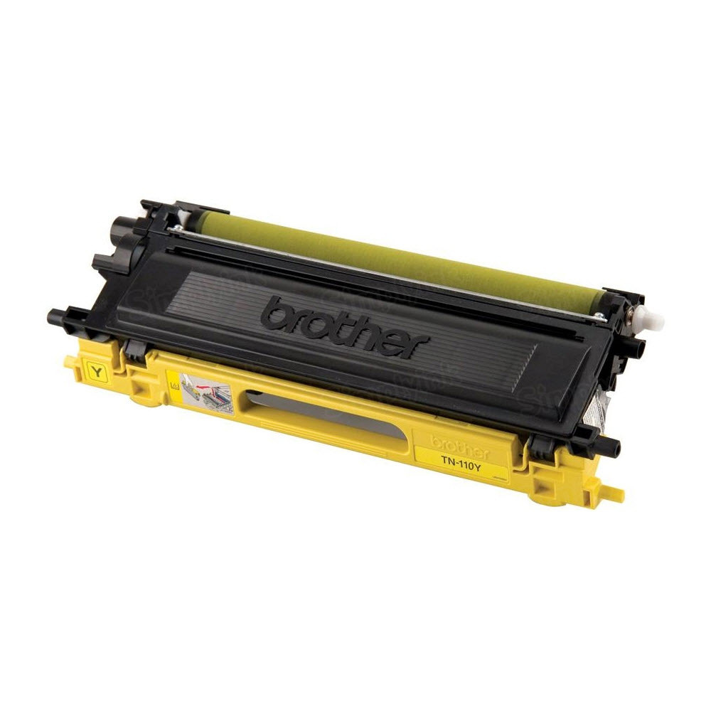 OEM Brother TN110Y Yellow Toner Cartridge