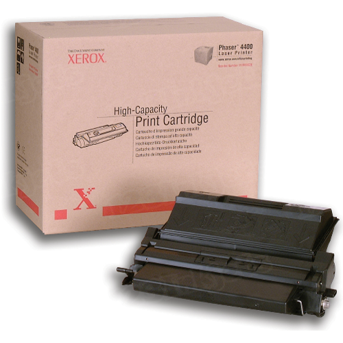 Xerox 113R00628 (113R628) HY Black OEM Toner Cartridge