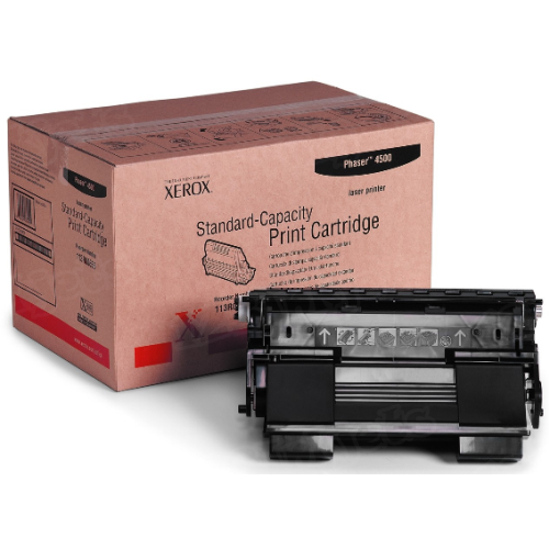 Xerox 113R00656 (113R656) Black OEM Toner Cartridge