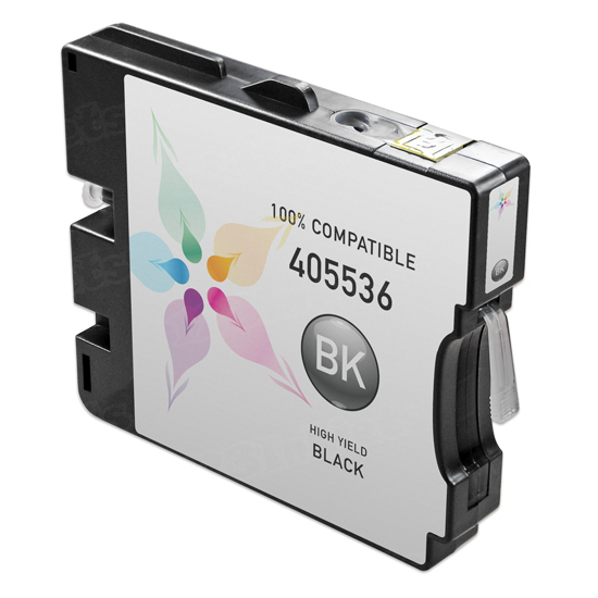 Ricoh Compatible 405536 HY Black Ink