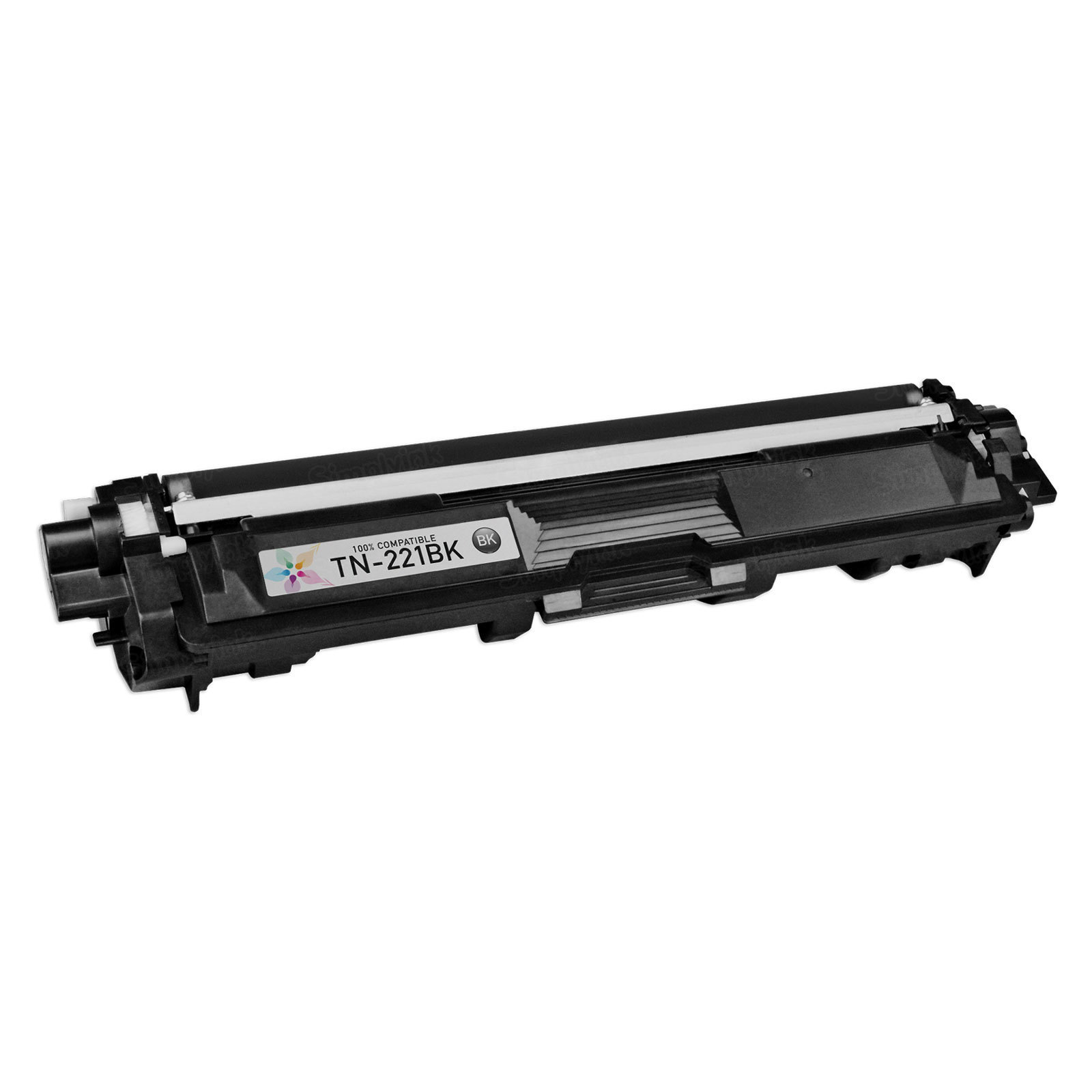 Compatible TN221BK Black Toner Cartridge for Brother