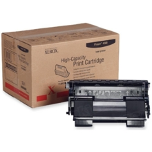 Xerox 113R00657 (113R657) High Yield Black OEM Laser Toner Cartridge