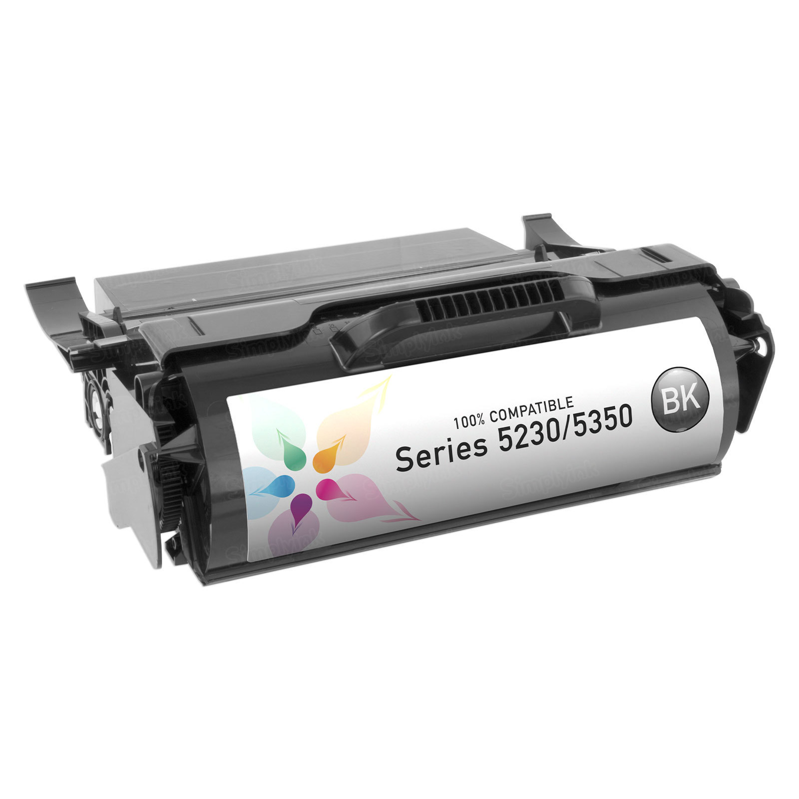 Refurbished Alternative for 330-6968 Black Toner Cartridge for Dell 5230 & 5350