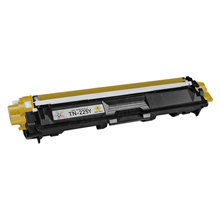 TN225Y High Yield Yellow Compatible Brother Laser Toner Cartridge