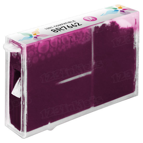 Xerox Compatible 8R7662 Magenta Ink Cartridge