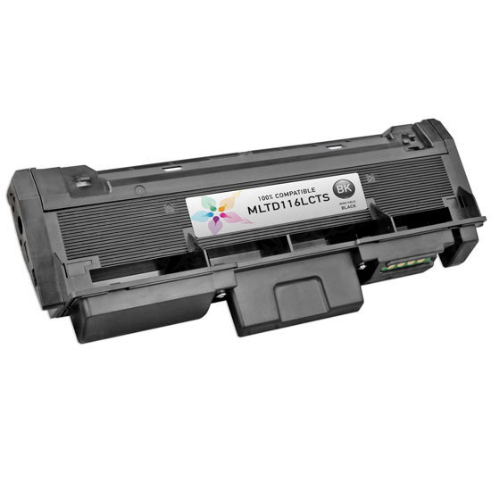 Compatible High Yield Black Toner for Samsung (MLT-D116L)