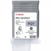 Canon PFI-101PGY Photo Gray OEM Ink Cartridge, 0893B001AA