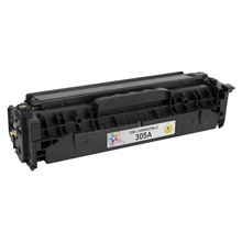 Replacement for HP 305A Yellow Laser Toner (CE412A)