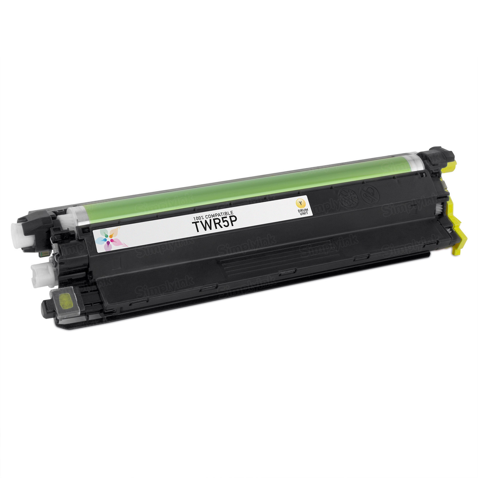 Compatible Yellow Drum for Dell (331-8434Y)