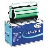 OEM Samsung CLP-500RB Drum Unit BK 50,000/CMY 12,500K Page Yield