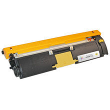 Compatible Konica-Minolta A00W162 Yellow Laser Toner Cartridges for the Bizhub C10