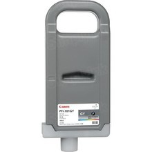 Canon 0909B001AA (PFI-701G) High-Yield Gray Ink Cartridge