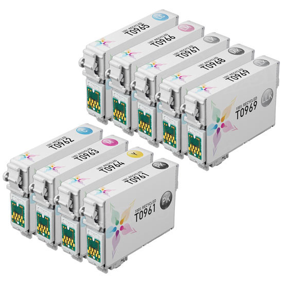 Remanufactured T096 9 Pack for Epson