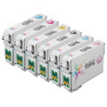 Remanufactured T098 6 Pack for Epson