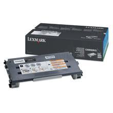 Lexmark OEM Black Laser Toner Cartridge, C500S2KG (X500/X502/C500 Series) (2.5K Page Yield)