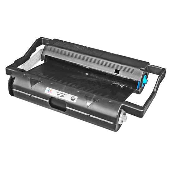 PC201 Thermal Fax Cartrdidges & Rolls - Compatible for Brother