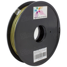 Bronze 3D Printer Filament 1.75mm 0.5kg PLA