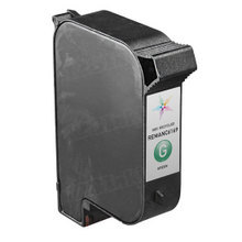 Remanufactured Replacement Ink Cartridge for Hewlett Packard C6169A Spot Color Green