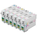 Remanufactured T078 6 Pack for Epson