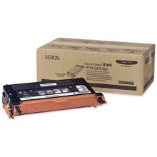 Xerox 113R00722 (113R722) Black OEM Laser Toner Cartridge