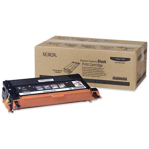 Xerox 113R00722 (113R722) Black OEM Toner Cartridge