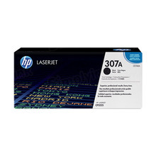 HP 307A (CE740A) Black Original Toner Cartridge in Retail Packaging