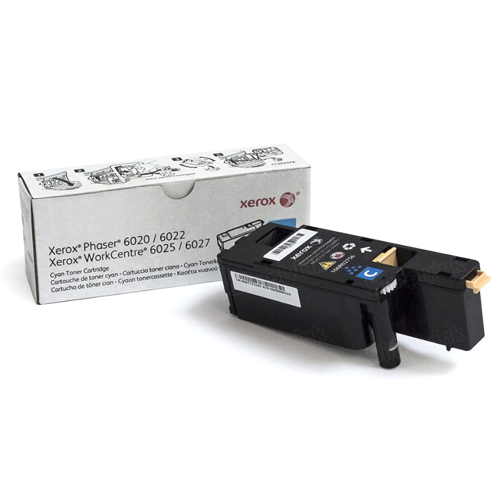 OEM (106R02756) Xerox Cyan Toner Cartridge