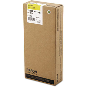 Epson T624400 Yellow OEM Ink Cartridge