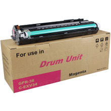 Canon GPR-36 (51,000 Pages) Magenta Drum Unit - OEM 3788B004BA