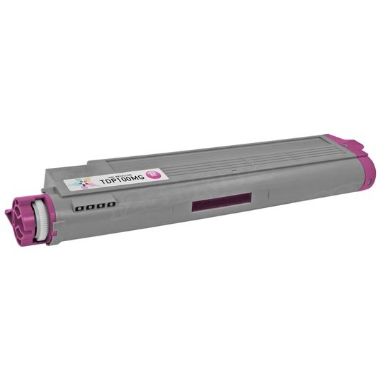 Remanufactured T-DP100-MG Magenta Toner for Intoprint