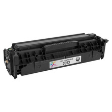 Replacement for HP 305X High-Yield Black Laser Toner (CE410X)